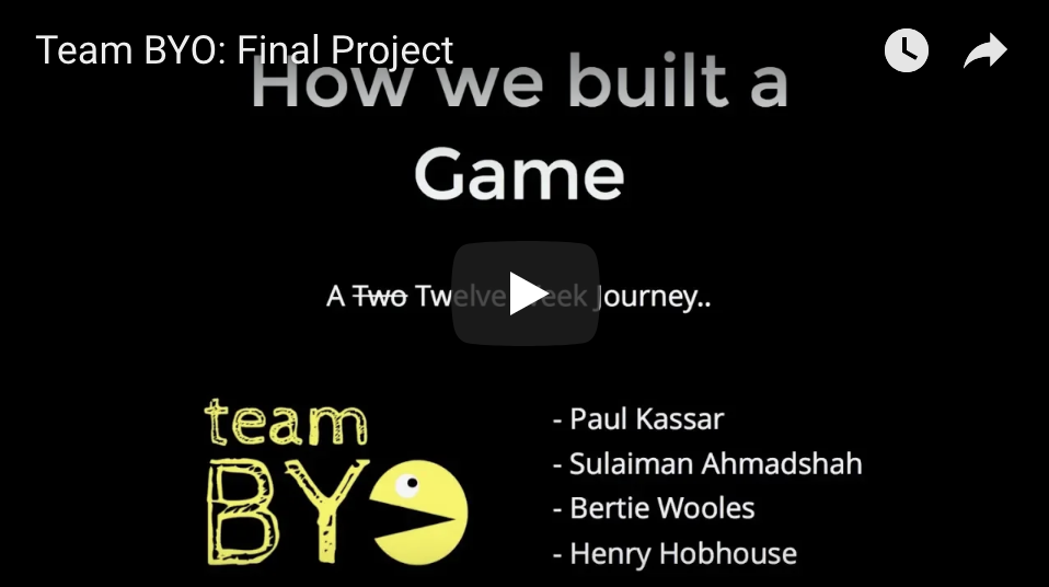 Pacman Game Demo
